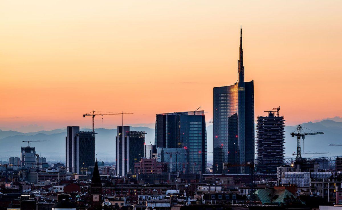 Milano Porta Nuova-Garibaldi